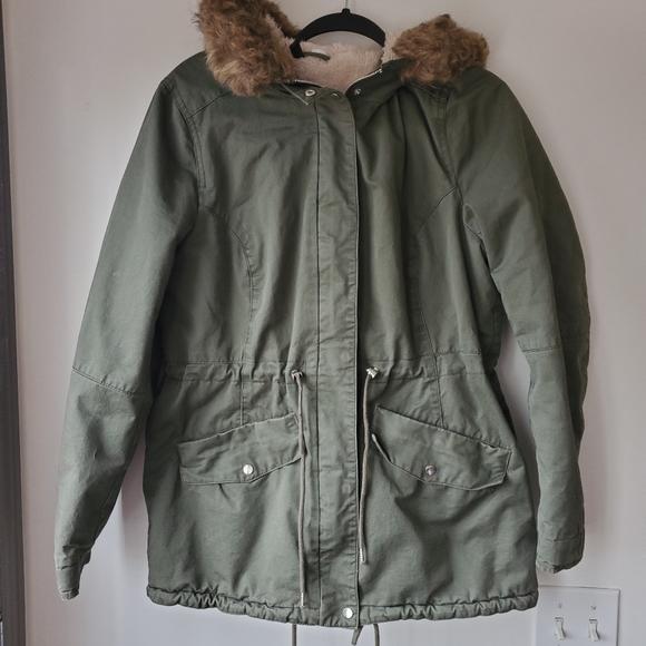 H and m winter coat